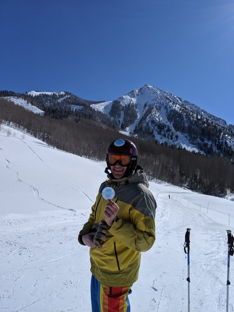 SnowHappy in Crested Butte